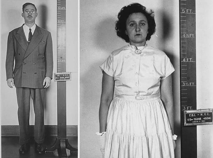 *Атомные шпионы* супруги Розенберг | Фото: smartnews.ru