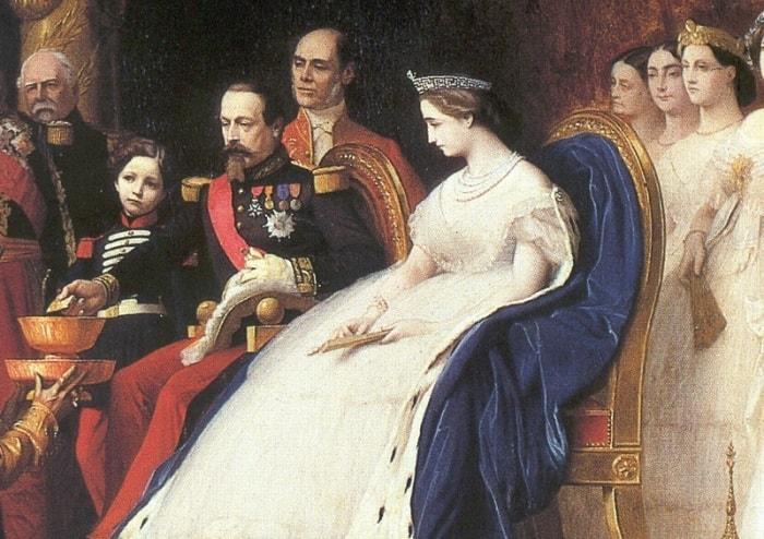 Ж.-Л. Жером. Наполеон III и императрица Евгения, 1864 | Фото: subscribe.ru