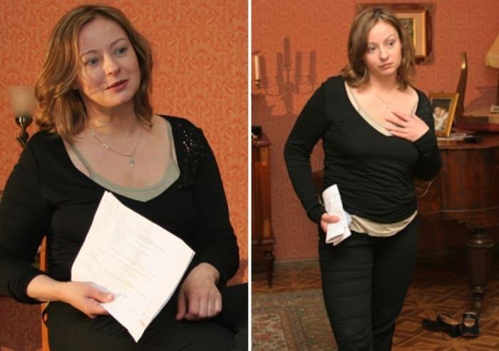 Евгения Добровольская в фильме *Артистка*, 2007 | Фото: kino-teatr.ru