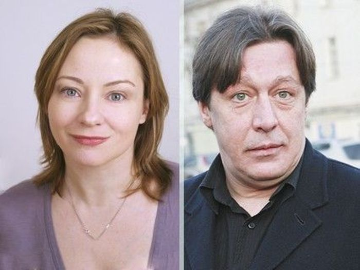 Евгения Добровольская и Михаил Ефремов | Фото: alabanza.ru