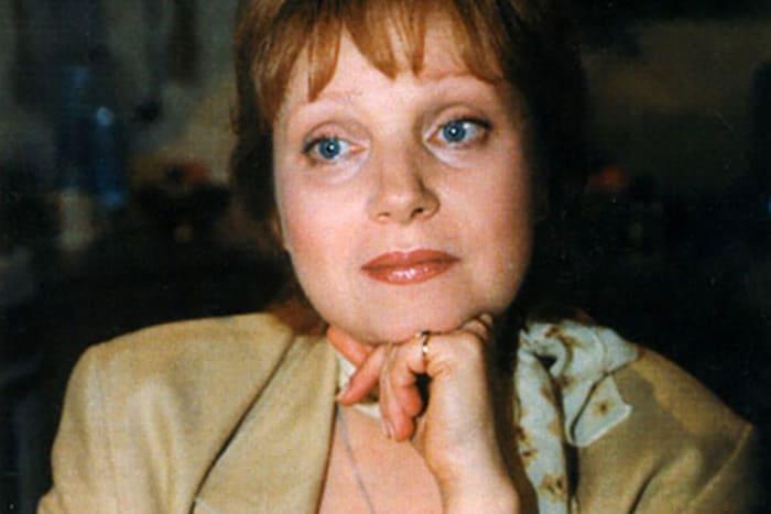 Актриса театра и кино Евгения Глушенко | Фото: 24smi.org