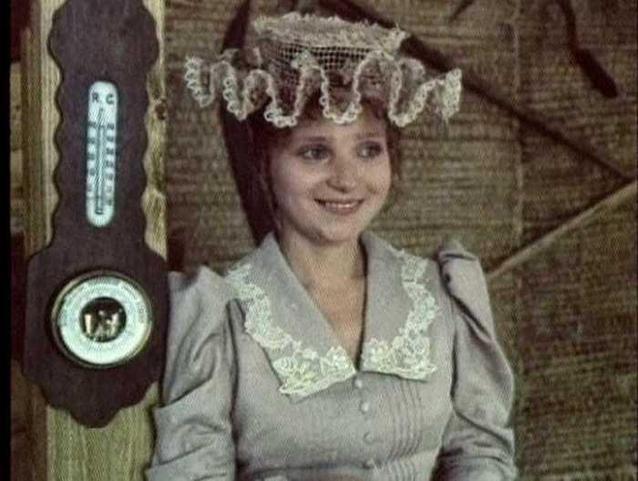 Евгения Глушенко в фильме *Неоконченная пьеса для механического пианино*, 1976 | Фото: kino-teatr.ru