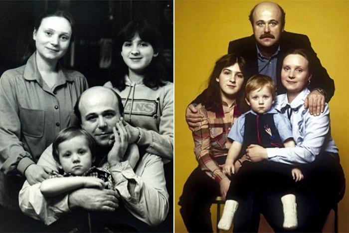Актриса с семьей | Фото: 24smi.org