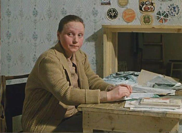 Евгения Глушенко в фильме *Влюблен по собственному желанию*, 1982 | Фото: kino-teatr.ru