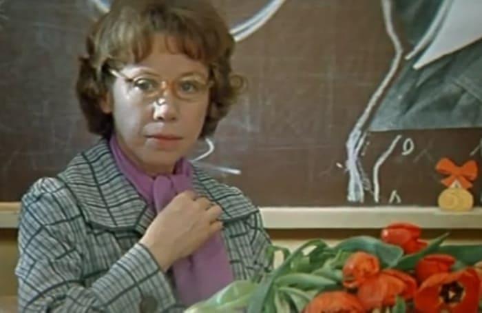 Евгения Ханаева в фильме *Розыгрыш*, 1976 | Фото: kino-teatr.ru