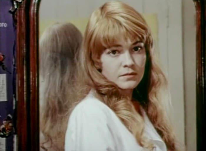 Евгения Сабельникова в фильме *Просто Саша*, 1976 | Фото: kino-teatr.ru