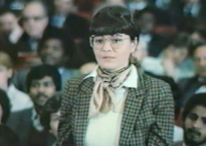 Евгения Сабельникова в фильме *Мы обвиняем*, 1985 | Фото: kino-teatr.ru