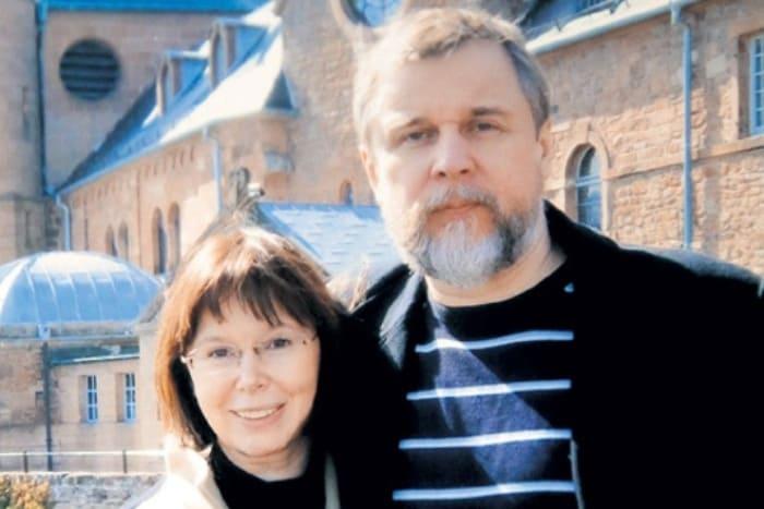 Евгения Симонова и Андрей Эшпай | Фото: 24smi.org