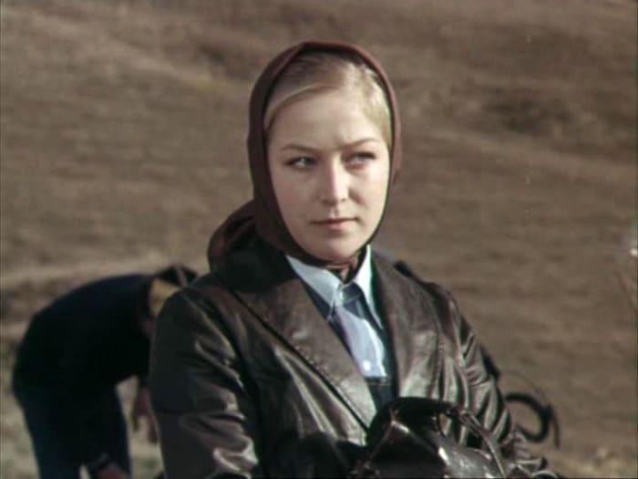 Евгения Ветлова в фильме *Призвание*, 1975 | Фото: kino-teatr.ru