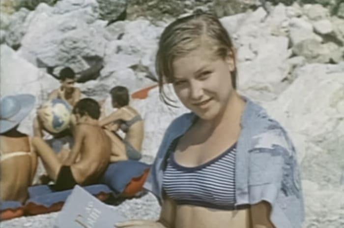 Кадр из фильма *Попутного ветра, *Синяя птица!*, 1967 | Фото: kino-teatr.ru