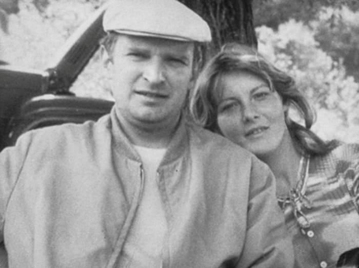 Актриса с мужем | Фото: kino-teatr.ru