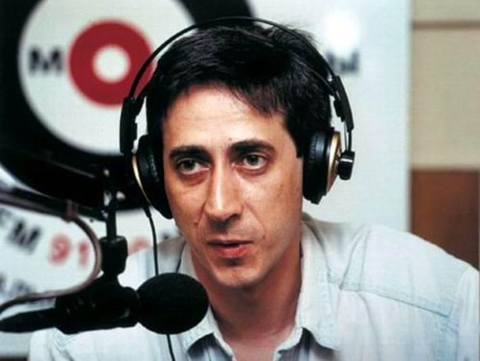 Евгений Дворжецкий на радиостанции *Эхо Москвы* | Фото: dvorzhetski.ru