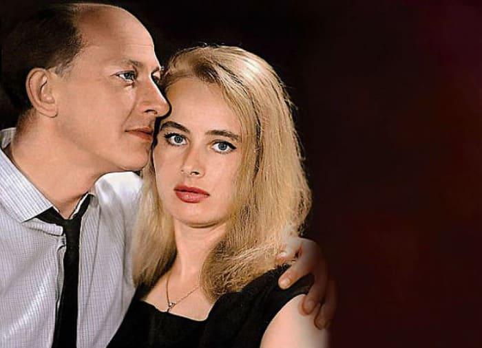 Актер с дочерью Марией | Фото: kino-teatr.ru