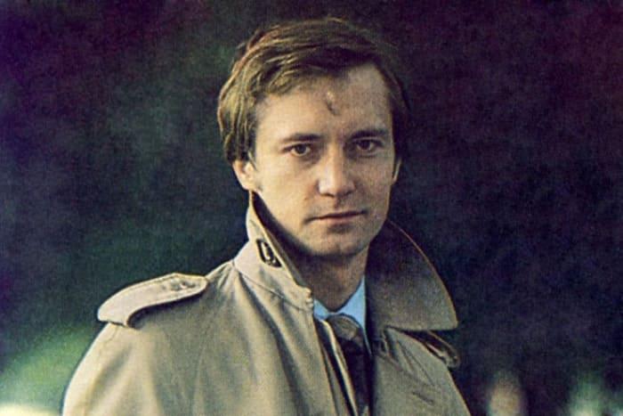 Евгений Герасимов в юности | Фото: ruskino.ru