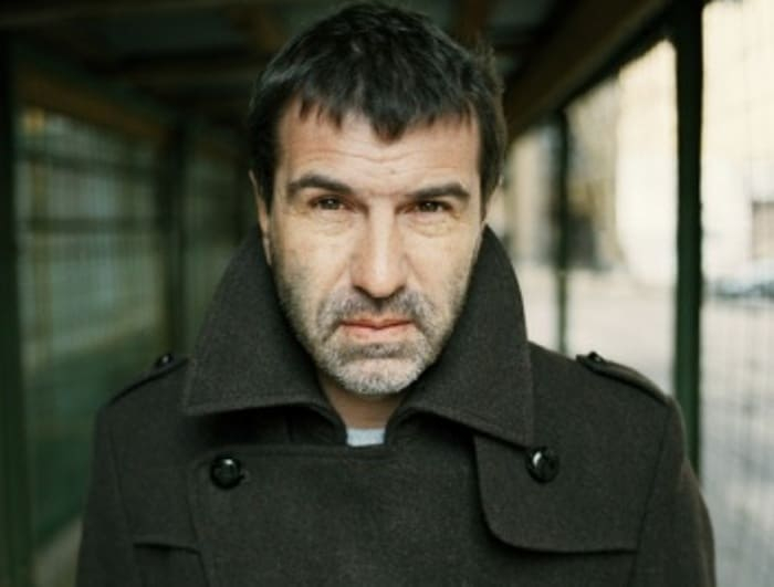 Писатель, режиссер, актер и музыкант Евгений Гришковец   Фото: kino-teatr.ru