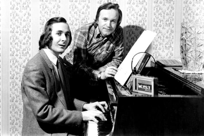 Евгений Мартынов с братом Юрием | Фото: fakty.ua