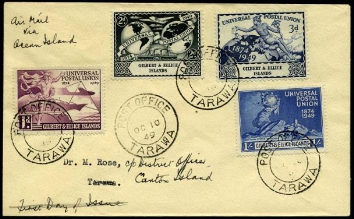 Письма с иностранными штемпелями – предмет коллекционирования писателя | Фото: evpatori.ru