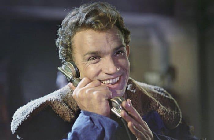 Евгений Урбанский в фильме *Чистое небо*, 1961   Фото: kino-teatr.ru