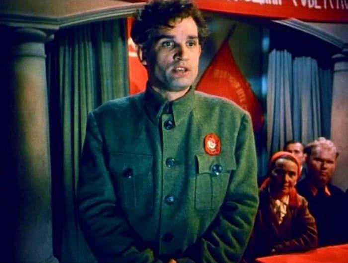 Евгений Урбанский в фильме *Испытательный срок*, 1960   Фото: kino-teatr.ru