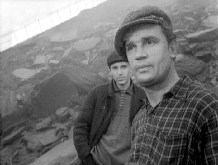 Кадр из фильма *Большая руда*, 1964   Фото: kino-teatr.ru