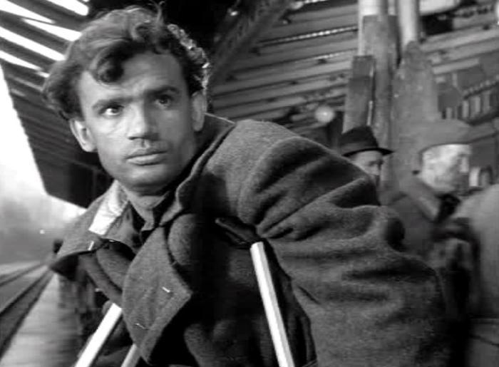 Евгений Урбанский в фильме *Баллада о солдате*, 1959   Фото: kino-teatr.ru