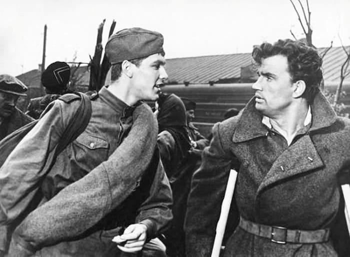 Кадр из фильма *Баллада о солдате*, 1959   Фото: kino-teatr.ru