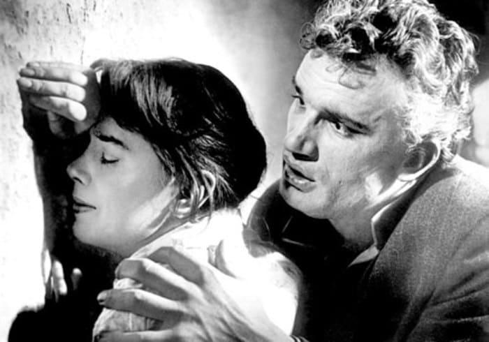Кадр из фильма *Чистое небо*, 1961   Фото: kino-teatr.ru