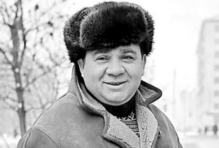 Актер Евгений Леонов   Фото: postkomsg.com