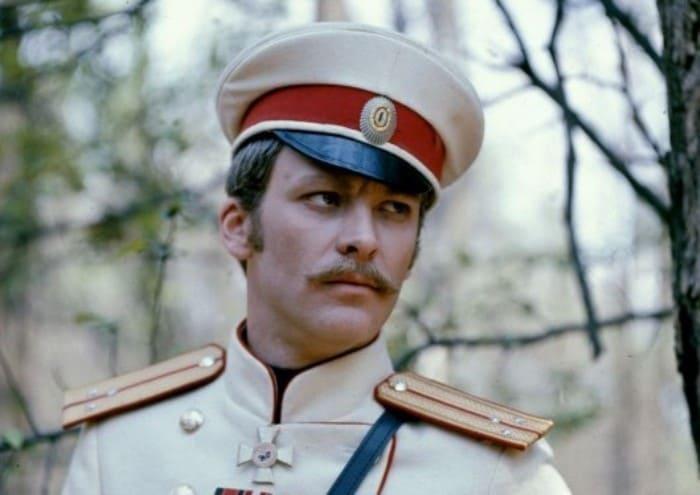 Актер Владимир Ивашов | Фото: kino-teatr.ru