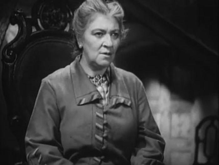 Актриса в фильме *Мечта*, 1941 | Фото: kino-teatr.ru