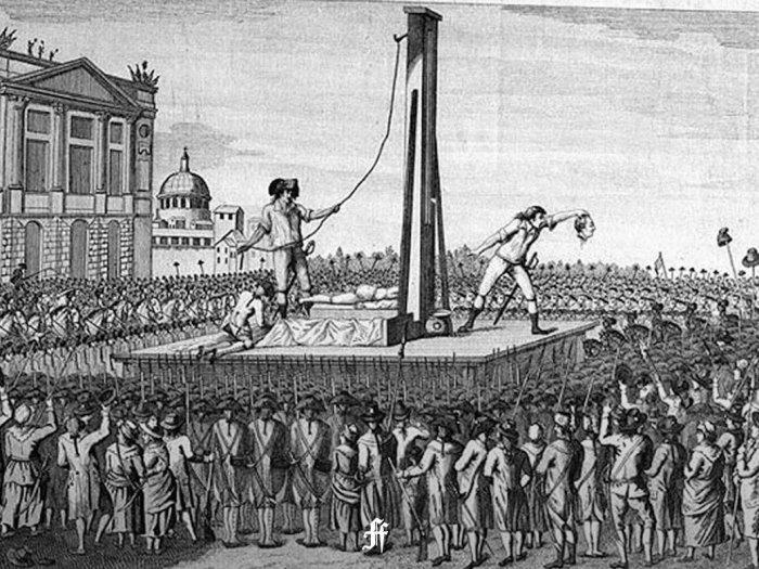 Публичная казнь