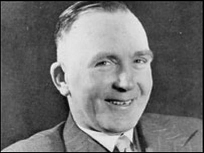 Потомственный британский палач Альберт Пирпойнт