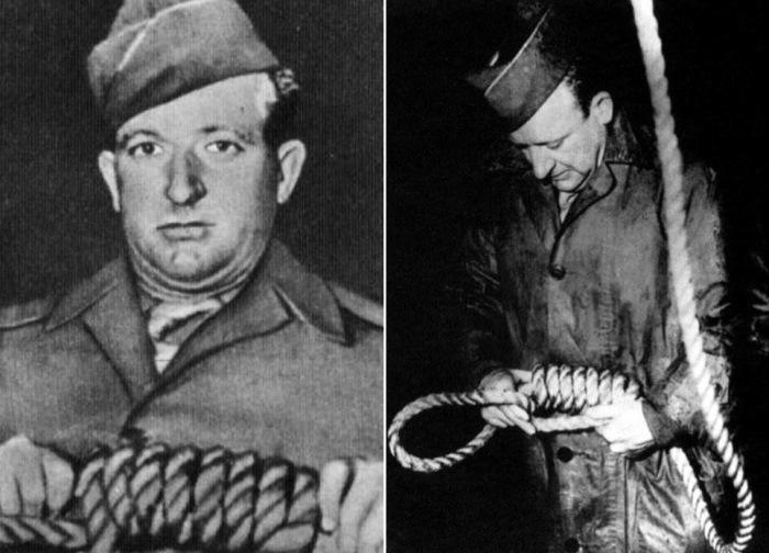 Джон Вуд – официальный палач Нюрнбергского процесса