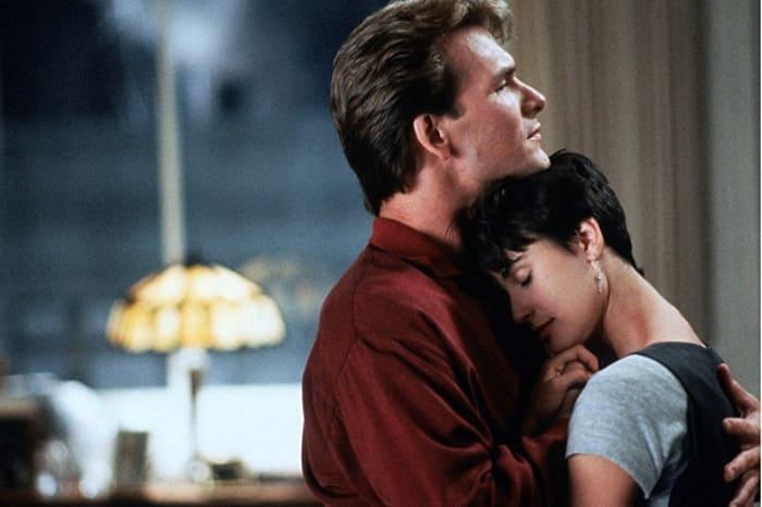 Кадр из фильма *Призрак* (*Привидение*), 1990 | Фото: spletnik.ru