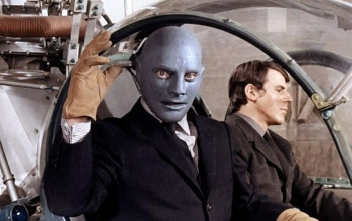 Кадр из фильма *Фантомас против Скотланд-Ярда*, 1967 | Фото: cinetv.ru