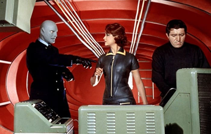 Кадр из фильма *Фантомас*, 1964 | Фото: kino-teatr.ru