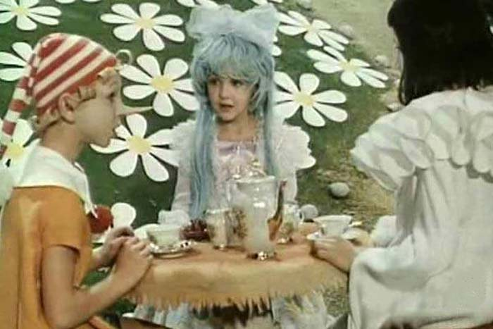 Кадр из фильма *Приключения Буратино*, 1975 | Фото: stuki-druki.com