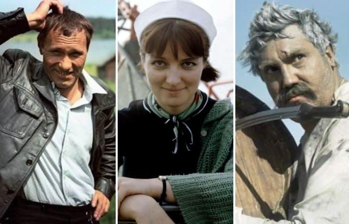 Звезды советского кино, жизни которых оборвались во время съемок | Фото: culture.ru, kino-teatr.ru и rg.ru