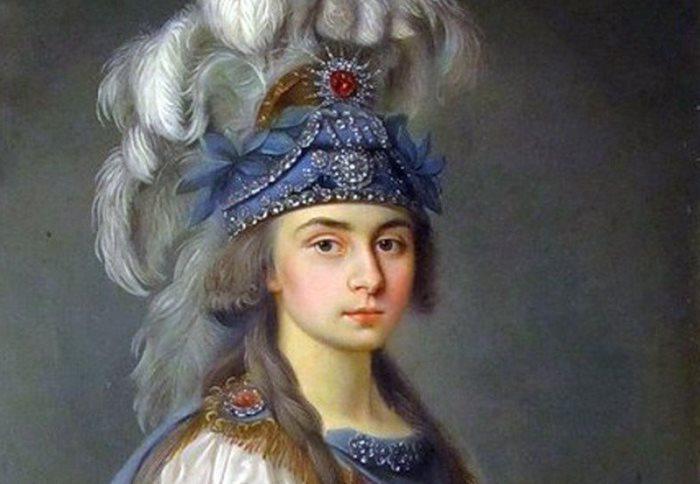 Прасковья Жемчугова в роли Элианы