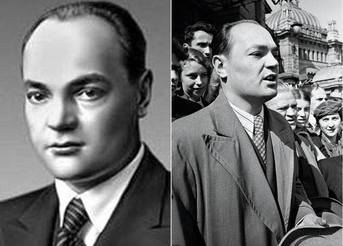 Николай Хмелев