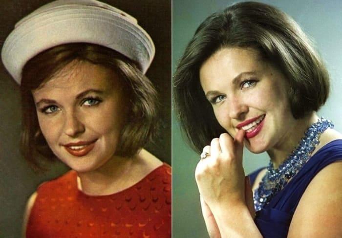 Одна из самых красивых советских актрис Наталья Фатеева | Фото: press.lv