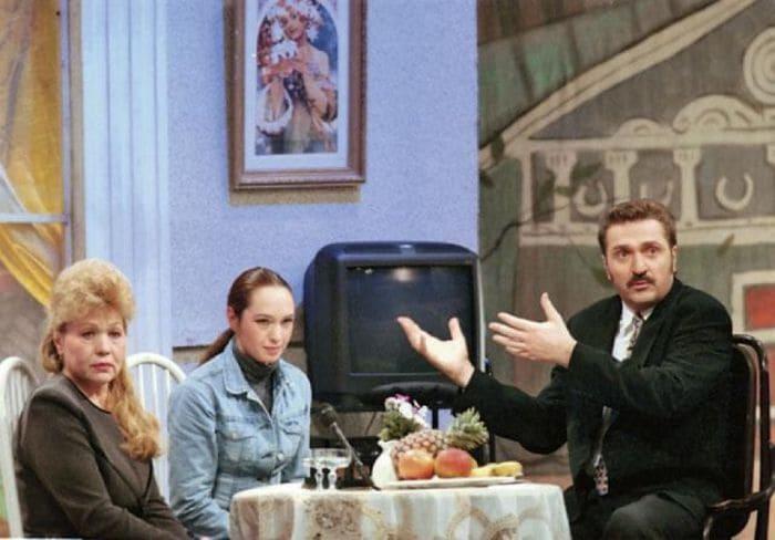 Ведущий программы *Моя семья* Валерий Комиссаров | Фото: nevsedoma.com.ua