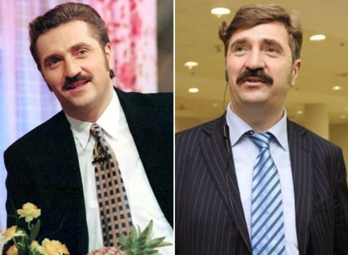 Телеведущий, журналист и политик Валерий Комиссаров | Фото: cosmo.ru