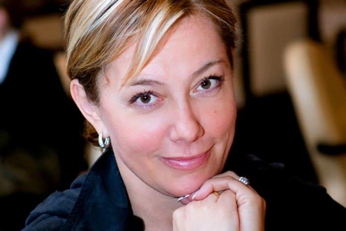 Телеведущая Арина Шарапова | Фото: 24smi.org