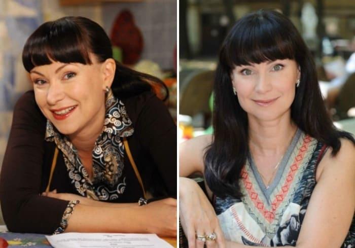 Актриса Нонна Гришаева | Фото: starhit.ru