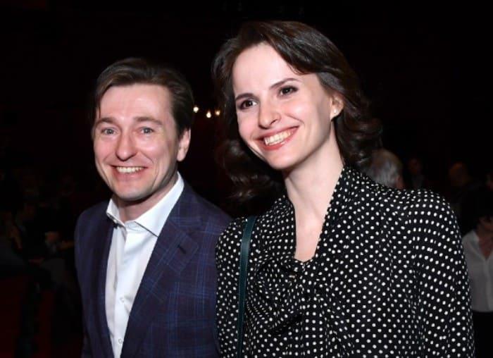 Сергей Безруков с женой, Анной Матисон | Фото: vokrug.tv