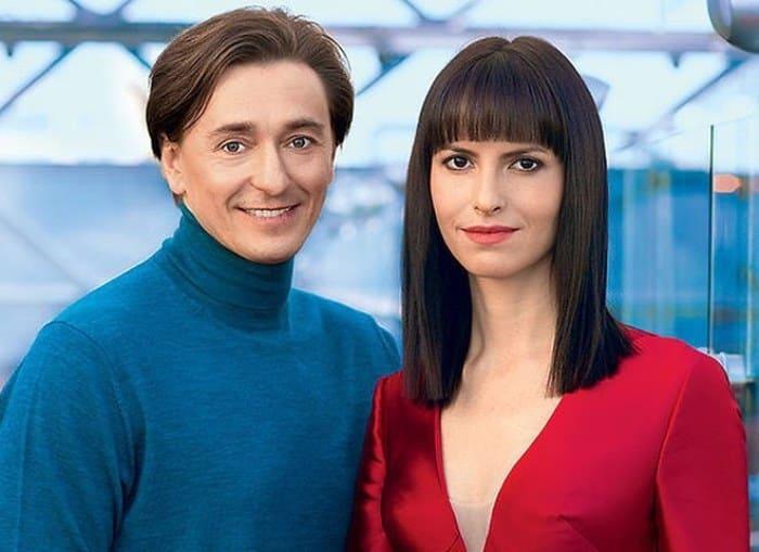 Сергей Безруков с женой, Анной Матисон | Фото: mama-likes.ru