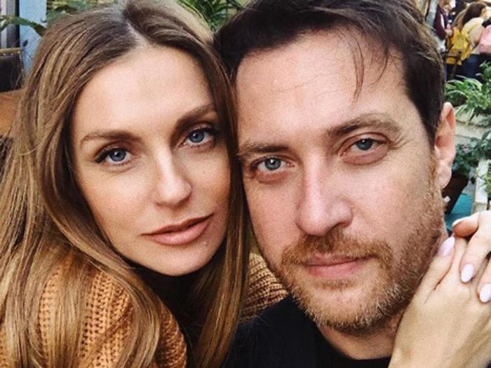 Актер с женой | Фото: eg.ru