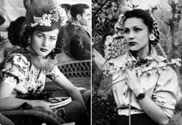 Последняя принцесса Египта Фавзия Фуад | Фото: liveinternet.ru