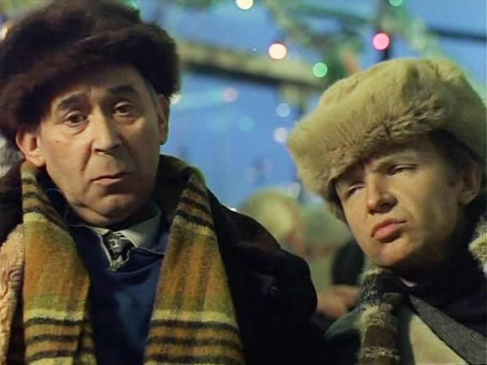 Кадр из фильма *Ирония судьбы, или С легким паром!*, 1975 | Фото: kino-teatr.ru